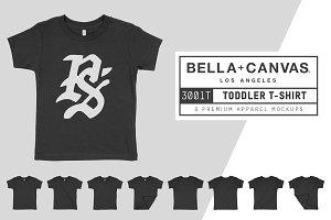 Bella Canvas 3001T Toddler T-Shirt