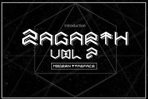 Zagarath Vol2 Typeface