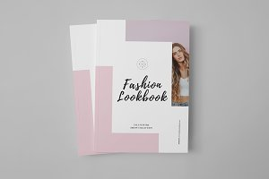 Fashion Catalog / Lookbook Template