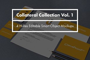 Collateral Collection Vol. 1