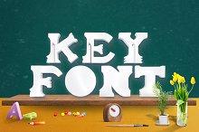 Keyfont