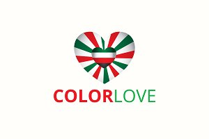 Color Love Logo