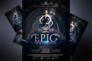Epic NYE Poster