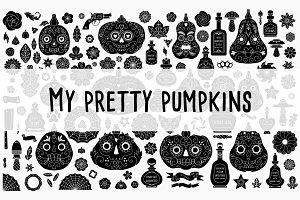My pretty pumpkins #2