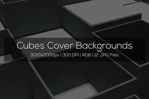 Cubes Cover Backgrounds