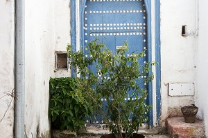 Streets and corners of Tangier