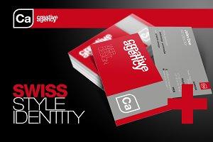 RW Swiss Style Minimal Identity