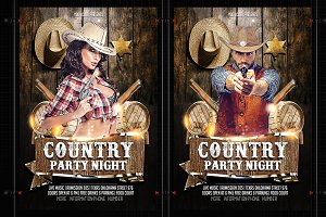 Country Party Night