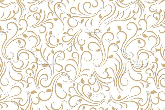 download textures gold floral - photo #16