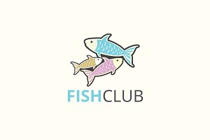 Fish Club Logo