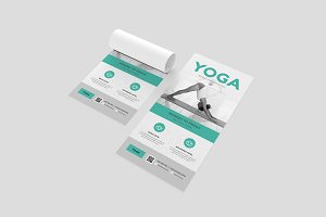Yoga DL Flyer
