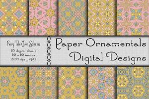 Digital Paper, Fairy Tale