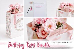 Birthday Roses Bundle
