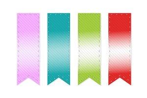 Vector Ribbins (Illustrator File)