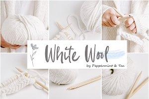White Wool Bundle