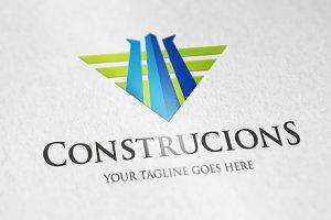 ConstrucionS logo
