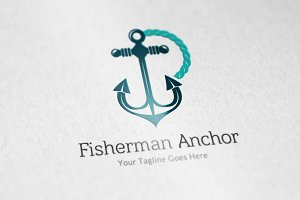 Fisherman Anchor logo