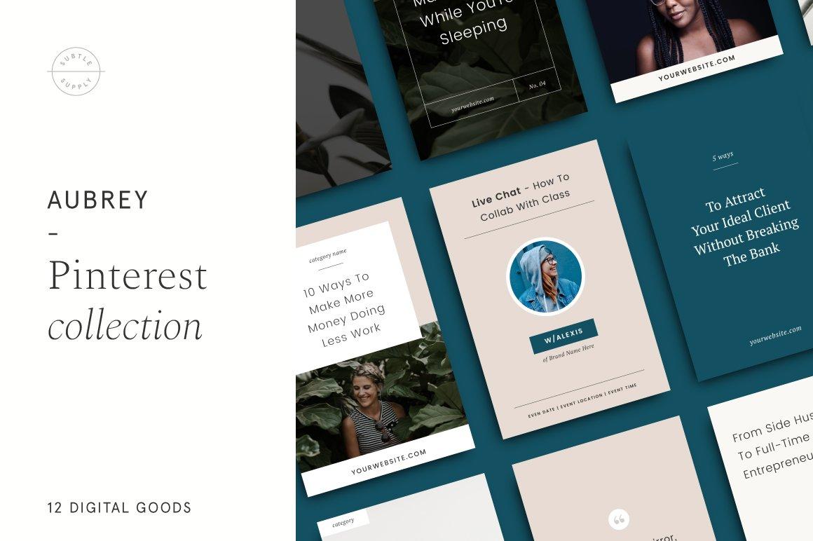 Aubrey - Pinterest Collection