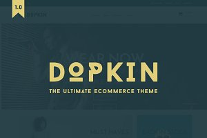 Dopkin Multi-Purpose WordPress Theme