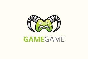 Game Game Logo