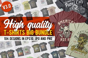 High Quality T-shirts BUNDLE