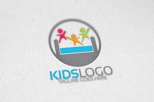 Kids Logo Verison1