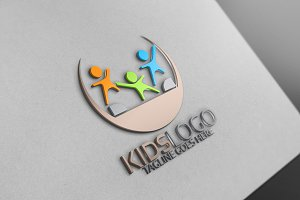 Kids Logo Verison2
