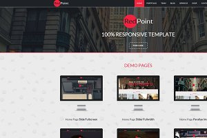 Red Point - Responsive MultiPurpose