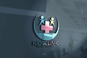 Kids Clinic Logo