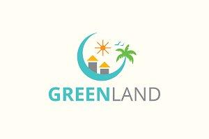 Green Land Logo