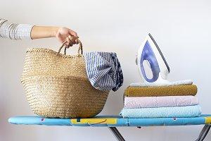 Homework - ironing