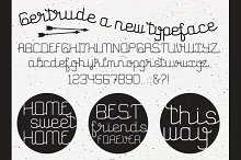 Into the Vortex ~ Display Fonts on Creative Market