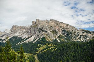 The nature of the Italian dolomite