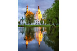 Ortodox church and its reflection in