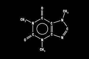 Caffeine chemical