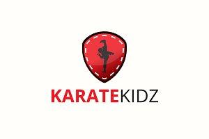 Karate Kidz Logo