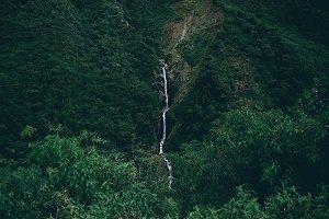 Cascadas de Quillabamba