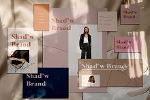 Shadow Brand - Paper Mockups