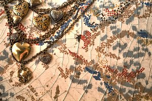 Vintage Necklace at Bannack