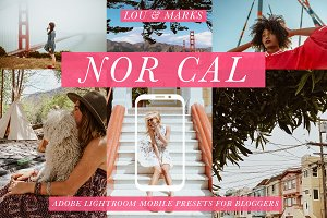 Nor Cal Mobile Blogger Presets