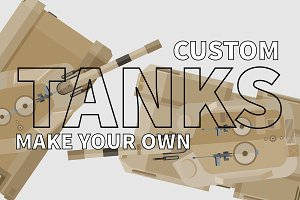 Custom Tanks