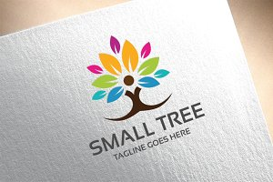 Small Tree Logo