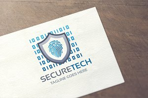 Securetech Logo