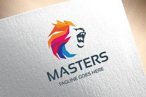Master Lion Logo