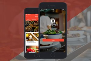 Food App UI Kit