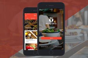 Food App UI Kit
