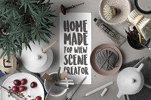 Home Made Top View Scene Creator