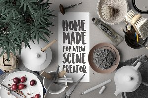 Home Made Top View Scene Creator