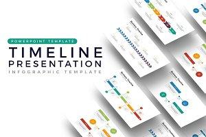 Timeline Presentation - Infographic
