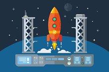 rocket ship